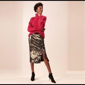 Nine West Sequin Skirt